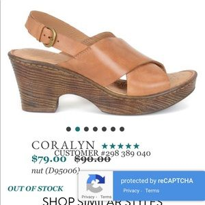 Born sandals style Coralyn